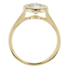 1.04 ct. Round Cut Solitaire Ring, I, SI2 #3