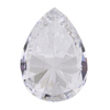 3.62 ct. Pear Cut Loose Diamond, E, VS2 #2