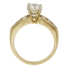 0.95 ct. Circular Brilliant Cut Solitaire Ring, K, SI2 #4