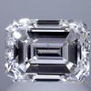 2.01 ct. Emerald Cut Loose Diamond, J, SI2 #1