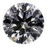 0.91 ct. Round Cut 3 Stone Ring #1