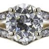 1.09 ct. Round Cut Bridal Set Ring, J-K, SI2-I1 #1
