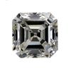 1.02 ct. Asscher Cut Solitaire Ring #4