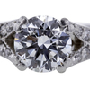 .90 ct. Round Cut Bridal Set Ring #4