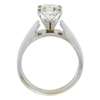 1.77 ct. Princess Cut Bridal Set Ring, M, SI2 #3
