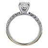 0.90 ct. Round Cut Solitaire Ring, I, I1 #1