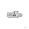 2.97 ct. Round Cut Solitaire Ring, I-J, I1 #2