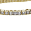Round Cut Tennis Bracelet, I-J, I2-I3 #1