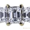 0.61 ct. Emerald Cut 3 Stone Ring, F-G, VS1-VS2 #1