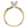 .91 ct. Princess Cut Solitaire Ring #1