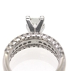 .86 ct. Princess Cut Bridal Set Ring #3