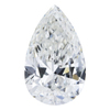 1.01 ct. Pear Cut Bridal Set Ring #1