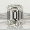 1.70 ct. Emerald Cut Tiffany & Co. Ring #1