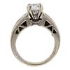 1.54 ct. Round Cut Bridal Set Ring #3