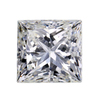 1.60 ct. Princess Cut Solitaire Ring #3