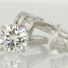 1.58 ct. Round Cut Bridal Set Ring #4