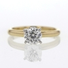 .98 ct. Round Cut Solitaire Ring #3