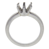 1.25 ct. Round Cut Bridal Set Ring, I, SI2 #4