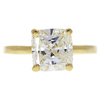 2.34 ct. Cushion Modified Cut Solitaire Ring, K, SI1 #3