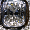 1.01 ct. Cushion Cut Halo Ring #2