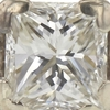 1.03 ct. Princess Cut Bridal Set Ring #1