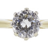 1.24 ct. Round Cut Solitaire Ring, I, VS1 #4