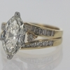 2.72 ct. Marquise Cut Solitaire Ring #1