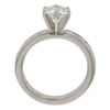1.04 ct. Round Cut Bridal Set Ring, G, VS2 #4