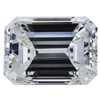 1.51 ct. Emerald Cut Right Hand Ring, I, VS2 #1