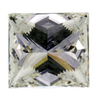 2.03 ct. Princess Cut Solitaire Ring #3