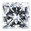 1.99 ct. Princess Cut Solitaire Ring, K, SI2 #1