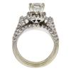 1.21 ct. Princess Cut Ring, H-I, I1 #2