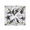 2.02 ct. Princess Cut Solitaire Ring, K, VS1 #1