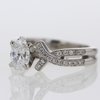 .90 ct. Oval Cut Solitaire Ring #4