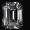 1.03 ct. Emerald Cut Loose Diamond #4