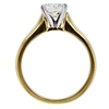 1.01 ct. Round Cut Solitaire Ring #2