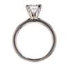 1.51 ct. Princess Cut Bridal Set Ring #3