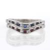 1.05 ct. Round Cut Bridal Set Ring #1