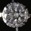 1.14 ct. Round Cut Bridal Set Ring #2