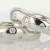 0.53 ct. Round Cut Bridal Set Ring #2