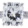 5.01 ct. Radiant Cut Solitaire Ring #2