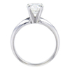 1.00 ct. Round Cut Solitaire Ring, H, VS1 #2