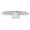 0.7 ct. Round Cut Solitaire Ring, I, SI2 #3