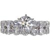 1.47 ct. Round Cut Bridal Set Ring, H-I, I2 #1