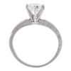 1.24 ct. Round Cut Solitaire Ring, H, VS2 #4