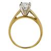 1.06 ct. Round Cut Bridal Set Ring, I, SI1 #2