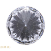 0.8 ct. Round Modified Brilliant Cut 3 Stone Ring, F, SI2 #4