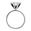 1.39 ct. Round Cut Bridal Set Ring #3