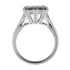 1.21 ct. Princess Cut Solitaire Ring #2