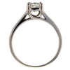 .92 ct. Radiant Cut Solitaire Ring #3